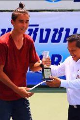 เทนนิสเยาวชนชิงชนะเลิศแห่งประเทศไทย ข่าวกีฬา วันที่ 10 มีนาคม 2562 ข่าวค่ำ #NBT2HD
